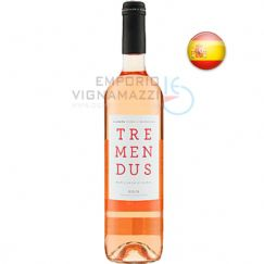 Foto Vinho Tremendus Clarete Rose 750ml