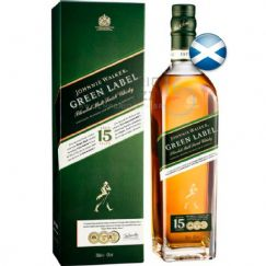 Foto Whisky Green Label 750ml