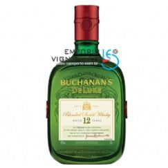 Foto Whisky Escoces Buchanans 12 anos 1L