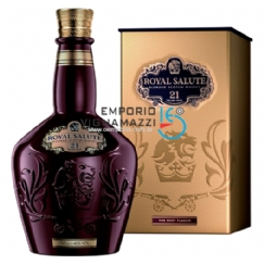 Foto Whisky Royal Salute 21 Anos 700ml