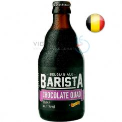 Foto Cerveja Belga Barista Chocolate Quadrupel 330ml
