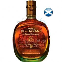 Foto Whisky Buchanans 18 Anos 750ml