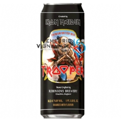 Foto Cerveja Inglesa Iron Maiden Trooper Golden ALE 500ml