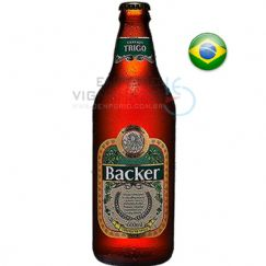 Foto Cerveja Backer Pale Ale 600ml