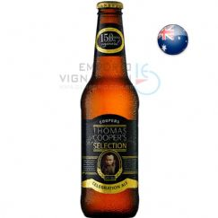 Foto Cerveja Australiana Thomas Coopers Celebration Ale 355ml