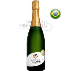 Foto Espumante Faces Brut 750ml
