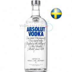 Foto Vodka Absolut Tradicional 1Lt