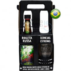 Foto Kit Cerveja Roleta Russa India Pale Ale (IPA) 500ml