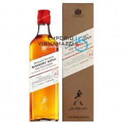 Foto Whisky Escocês Johnnie Walker Red Rye Finish Blenders Batch 750ml