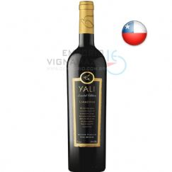 Foto Vinho Yali Limited Edition Carménère 750ml