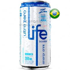 Foto Energético Life Booster Ultra Zero 269ml