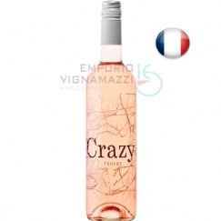 Foto Vinho Crazy Tropez Rose 750ml