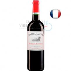 Foto Vinho Chateau Jalousie Bordeux Superior 750ml