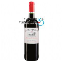 Foto Vinho Bordeux Jalousie Rouge AOC 750ml