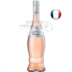 Foto Vinho French Escape Rosé Provence 750ml