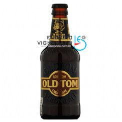Foto Cerveja Inglesa Old Tom Chocolate 330ml