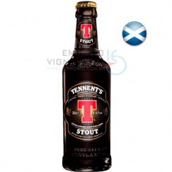 Foto Cerveja Tennents Stout 330ml