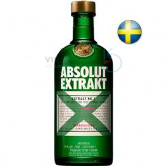 Foto Vodka Absolut Extrakt 750ml