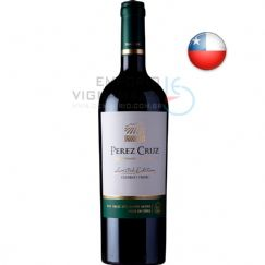 Foto Vinho Perez Cruz Limited Edition Cabernet Franc  750ml