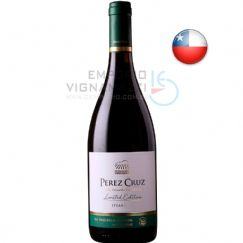 Foto Vinho Perez Cruz Limited Edition Syrah 750ml
