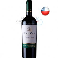 Foto Vinho Perez Cruz Limited Edition  Carmenére 750ml