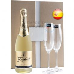 Foto Kit Cava Freixenet Carta Nevada 750ml - 2018 ref 327022