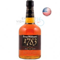 Foto Whisky Bourbon Evan Williams 1783 750ml