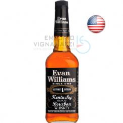 Foto Whisky Bourbon Evan Williams Kentucky 1L