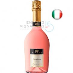 Foto Espumante Rivani Pinot Rose 750ml