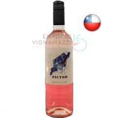 Foto Vinho Pictor Rose 750ml