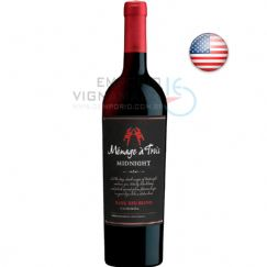 Foto Vinho Menage a Trois Midnight 750ml