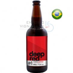 Foto Cerveja Oceanica Experience Deep Red 500ml