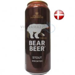 Foto Cerveja Bear Beer Stout 500ml