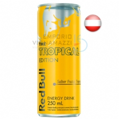 Foto Energético Red Bull Tropical 250 ml Lata