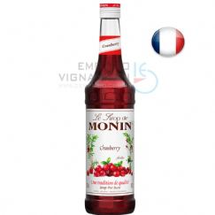 Foto Xarope Monin Cranberry 700ml