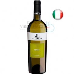 Foto Vinho Masseria Altemura Fiano Salento 750 ml