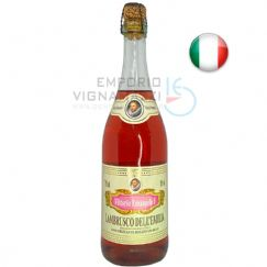 Foto Lambrusco Vittorio Emanuele Rose 750ml