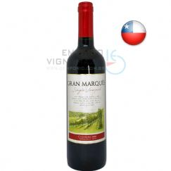 Foto Vinho Gran Marqués Single Vineyard Carmenere 750ml