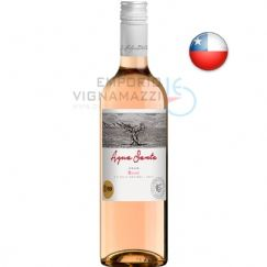 Foto Vinho Agua Santa Rose 750ml