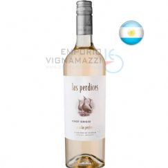 Foto Vinho Las Perdices Pinot Grigio 750ml