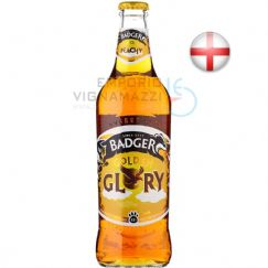 Foto Cerveja Badger Golden Glory 500ml