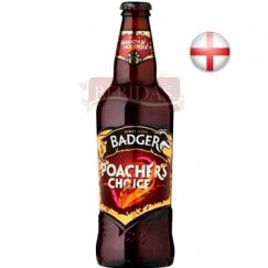 Foto Cerveja Badger Poachers Choice 500ml