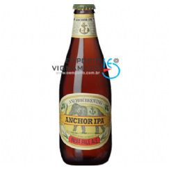 Foto Cerveja Americana Anchor India Pale Ale 355ml
