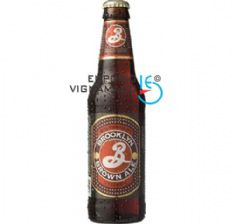 Foto Cerveja Americana Brooklyn Brown Ale 355ml