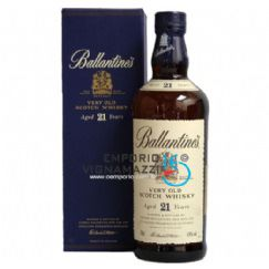 Foto Whisky Ballantines 21 Anos 700ml