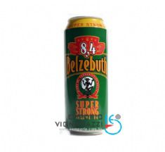 Foto Cerveja Francesa Belzebuth Super Strong 500ml