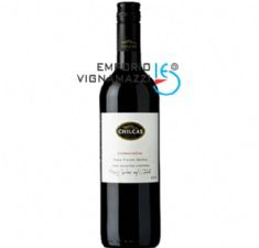 Foto Vinho Chileno Chilcas Selected Vineyard Carmenere 750ml
