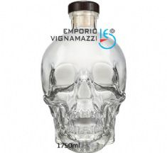 Foto Vodka Canadense Crystal Head 1750ml