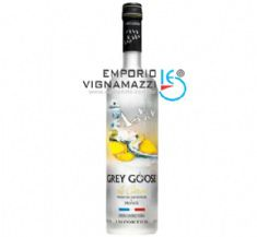 Foto Vodka Francesa Grey Goose Le Citron 750ml