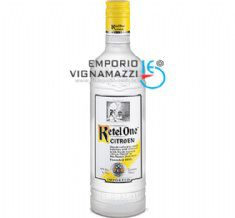 Foto Vodka Holandesa Ketel One Citron 1 Litro